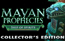 Mayan Prophecies: Ship of Spirits Collector's Edition Badge
