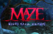 Maze: Nightmare Realm Badge