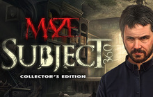 Maze: Subject 360 Collector's Edition Badge