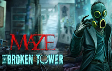 Maze: The Broken Tower Badge