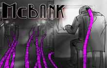 McBank: The Puzzle of Money and Freedom Badge