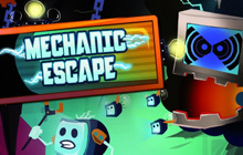 Mechanic Escape Badge