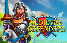 Medieval Defenders Badge