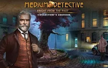 Medium Detective: Fright from the Past Collector's Edition Badge