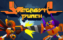 Megabyte Punch Badge