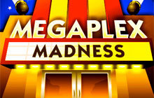 Megaplex Madness - Now Playing Badge