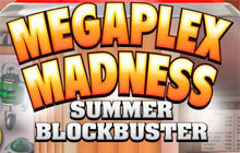 Megaplex Madness: Summer Blockbuster Badge