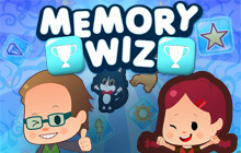 Memory Wiz Badge
