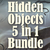 Meridian'93 Hidden Objects 5 in 1 Bundle Icon