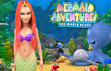 Mermaid Adventures: The Magic Pearl Badge