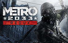 Metro 2033 Redux Badge