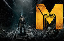 Metro: Last Light Badge