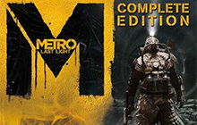 Metro: Last Light Complete Edition Badge