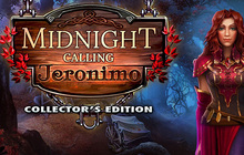 Midnight Calling: Jeronimo Collector's Edition Badge