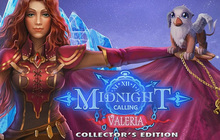 Midnight Calling: Valeria Collector's Edition Badge