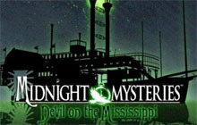Midnight Mysteries: Devil on the Mississippi Badge