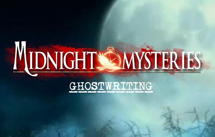 midnight mysteries 6 ghostwriting