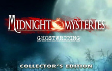 Midnight Mysteries: Ghostwriting Collector's Edition Badge