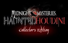 Midnight Mysteries: Haunted Houdini Collector's Edition Badge