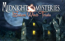 Midnight Mysteries: Salem Witch Trials Badge