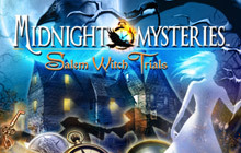 Midnight Mysteries: Salem Witch Trials Collector's Edition Badge