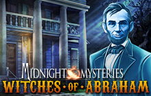 Midnight Mysteries: Witches of Abraham Badge