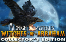 Midnight Mysteries: Witches of Abraham Collector's Edition Badge