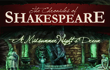 The Chronicles of Shakespeare: A Midsummer Night's Dream Badge