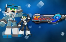 Mighty No. 9 - Retro Hero Badge