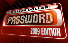 Million Dollar Password 2009 Edition Badge