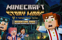 Minecraft: Story Mode - Adventure Pass Badge