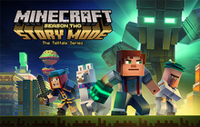 Minecraft: Story Mode - Season Two Badge