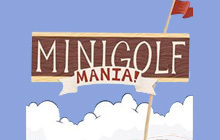 Minigolf Mania Badge