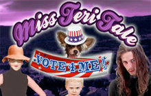 Miss Teri Tale 2 Badge