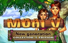 Moai 5: New Generation Collector's Edition Badge