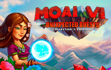 Moai 6: Unexpected Guests Collector's Edition Badge