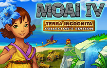 Moai IV: Terra Incognita Collector's Edition Badge