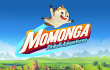 Momonga Pinball Adventures Badge