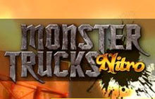 Monster Trucks Nitro Badge