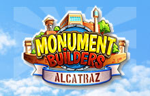 Monument Builders: Alcatraz Badge