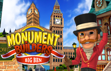 Monument Builders: Big Ben Badge
