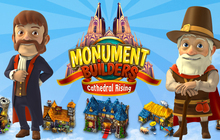 Monument Builders: Cathedral Rising Badge