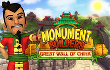Monument Builders: Great Wall of China Badge
