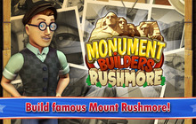 Monument Builders: Rushmore Badge