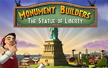 Monument Builders: Statue of Liberty Badge