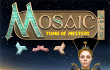 Mosaic: Tomb of Mystery Badge