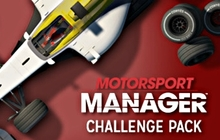 Motorsport Manager - Challenge Pack Badge