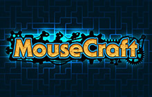 MouseCraft Badge