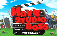Movie Studio Boss: The Sequel Badge