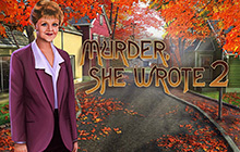 Murder, She Wrote 2 Badge